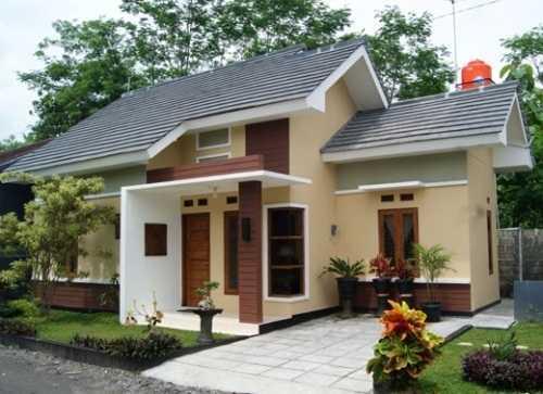 Rumah Sederhana Dengan Desain Trendy Dan Murah