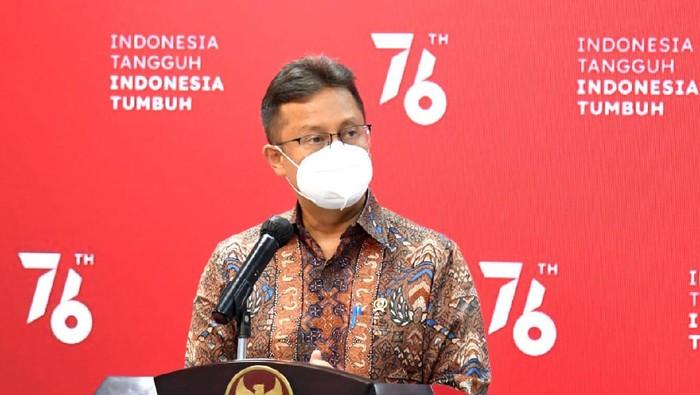 Menteri Kesehatan Mempersiapkan Hidup Roadmap 'dengan Corona' post thumbnail image